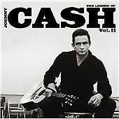 JOHNNY CASH THE LEGEND OF JOHNNY CASH VOL 2  CD