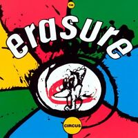 Erasure - The Circus [CD]