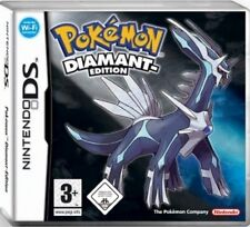 NINTENDO DS 3DS POKEMON DIAMANT EDITION * DEUTSCH * Top Zustand