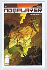 Nonplayer #1 VF/NM 2011 1st Printing Image Comics