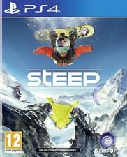 Steep (PS4 Game) *VERY GOOD CONDITION*