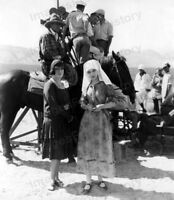 8x10 Print Lillian Gish The Wind Set Candid 1928 #LGTW