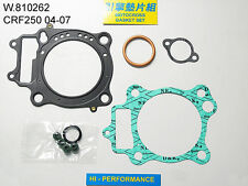 Honda CRF250 X CRF 250 X 2004 - 2009 Mitaka Top End Gasket Kit