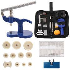 409tlg Uhrmacher Set Werkzeug Gehäuseschließer Gehäuseöffner Uhrmacherwerkzeug