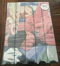 Dragon Ball Z Movies Box Set VHS Brand New Sealed Kid Buu Saga Uncut