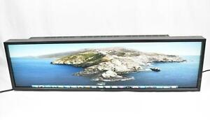 "NEC MultiSync X431BT 43"" LCD Display Monitor No Remote"