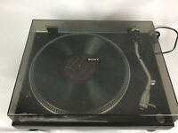 SONY PS-LX300H STEREO TURNTABLE SYSTEM - 1996 * Belt Driven * Aluminum Platter