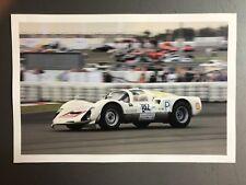 Porsche Type 906 Carrera 6 Coupe Poster, Print, Picture RARE!! Awesome L@@K