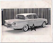 1961 Ford Consul Classic Capri 315 1340cc 4-door  PRESS PHOTO 403 VPU 403VPU