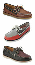 Sperry Top-Sider 100% Leather Deck Shoes for Men