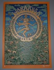 Emek Wakarusa Music Festival Poster Clay Variant Edition Signed & Numbered Print