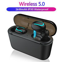 For iPhone SE 2020 / SE 2 TWS Mini Earphone Wireless Headsets Headphone Earbuds