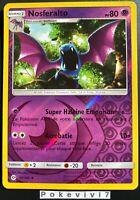 Carte Pokemon NOSFERALTO 55/149 Reverse Soleil et Lune 1 SL1 FR NEUF