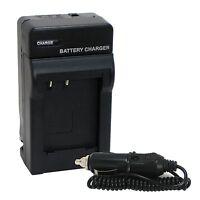 Battery Rapid Charger with Car Adapter for Sony NP-FV50 FV40 FV30 FV70 FV100
