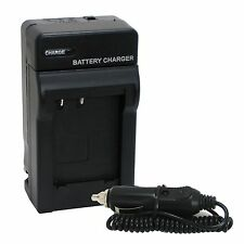 Battery Rapid Charger with Car Adapter for Sony NP-FV50 FV40 FV30 FV70 FV100