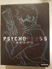 Psycho-Pass Season One Premium Edition (Blu-ray Disc/Cd, 2014, 6-Disc Set)
