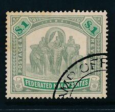 Malaysia - Federated Malay States 1904 SG 48 fine used