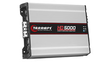 TARAMPS HD5000 1 Ohm Class D Amplifier (SHIPS FAST FROM USA) 3 DAYS SHIPPING