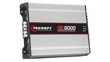 TARAMPS HD5000 1 Ohm Class D Amplifier HD5000 1 ohm NEW