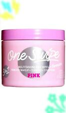 NEW VICTORIA'S SECRET PINK MULTI-TASKING FACE WIPES + LAVENDER 45 WIPES 2.2 Inch