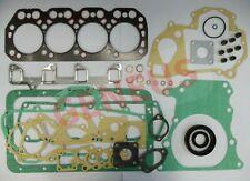 Full Gasket Set for Mitsubishi K4N with carbonic head gasket