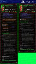 Diablo 3 Ps4 - Modded PRIMAL Weapon Set Shenlong's Spirit - Monk