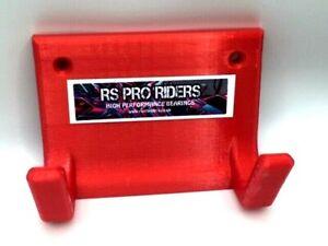 RS PRO Skateboard Deck Vertical Wall Mount Bracket Display Rack Hanger Holder