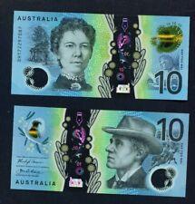 AUSTRALIA - 2017 $10 UNC Banknote
