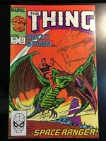 The Thing Volume 1 #11 May 1984  Marvel Comics Stan Lee