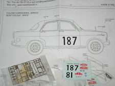 Mod90 1/43 TK.020 Transkit Alfa Romeo Giulietta Ti Rally Montecarlo 1960