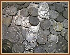 "1 Partial Date Buffalo Nickel, Vintage Coins ""Buy 10 get 5 FREE!"""