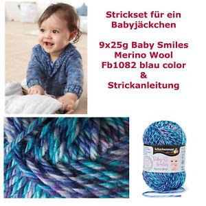 225g (68,18€/kg) Schachenmayr Merino Wool Babywolle Merinowolle - Fb1082 blau co