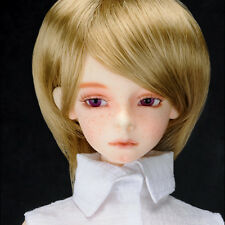 "Dollmore 1/3 BJD Dollfie Wig (8-9)"" Apple Short Cut (S. Blond)"