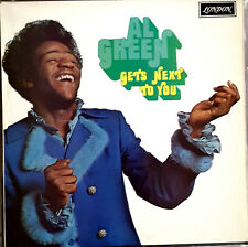 AL GREEN - AL GREEN GETS NEXT TO YOU, UK, London, Album, SHU.8424  '71