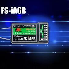 Flysky 2.4GHz 6 canaux 140 bande -105 dBm récepteur pour FS-IA6B RC avion AH AH