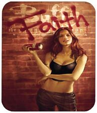 "BUFFY - FAITH MOUSE PAD 1/4"" NOVELTY MOUSEPAD"