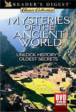 Mysteries of the Ancient World - DVD
