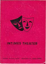Ionesco: víctimas del deber (intimes teatro, Munich)