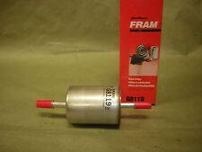 Fram Fuel Filter G8119 1993-1997 Dodge,Chrysler, Eagle V-6 3.3L 3.5L