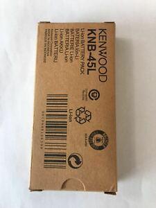 2000mAh Li-ion KNB-45L Battery for KENWOOD TK-2202E TK-2206 TK-2212M TK-3200L