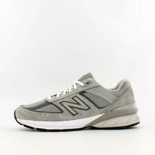 New Balance 990v5 Made In USA Lifestyle Running Shoes Grey Men Original M990GL5