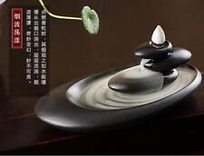 Bodhi Ceramic incense burner backflow incense burner incense stick holder censer