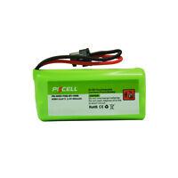 Cordless Home Phone Battery 800mAh 2.4V NIMH for Uniden BT-1008 BT-1021 BT-1016