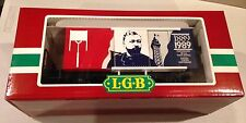 Vintage Lgb French Centennial Car 4028 Fr
