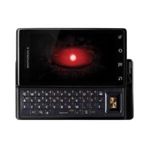 Motorola Droid Mobile Phone Black Verizon Wireless