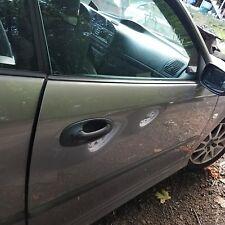 Saab 9-3 2004-2007 convertible passenger's door bronze PORTLAND OR PICKUP ONLY