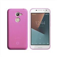 Cubierta para Vodafone Smart N8, in silicone TPU transparente Rosa