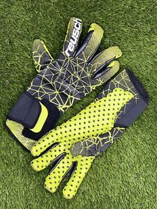Reusch Pure Contact 2 G3 Speedbump Goalkeeper Gloves 3970000-704 Size 10