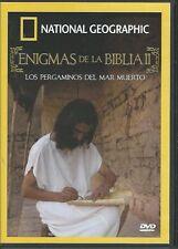 National Geographic enigmas de la biblia ll los pergaminos del mar muerto