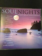 Soul Nights - CD, Pop, Soul, Love Songs, 1994, Various Artists